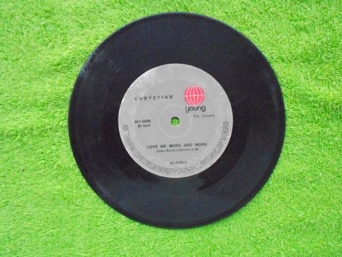 lp compacto christian p/1974
