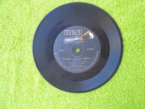 lp compacto luiz américo p/1977