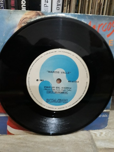 lp compacto macos valle / 1983 / estrelar / fogo do sol