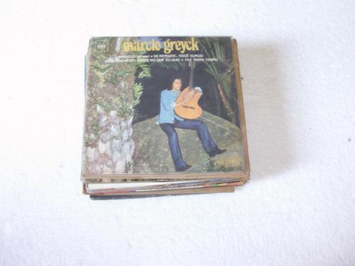 lp compacto marcio greyck,1973 infinito,de repente