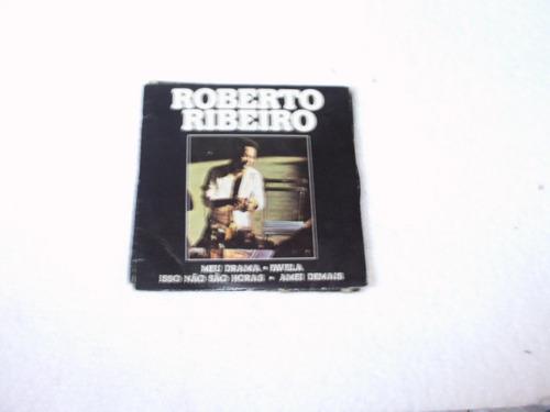 lp compacto roberto ribeiro,1978 meu drama,favela