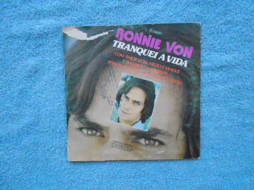 lp compacto ronnie von p/ 1977 disco 01 mg