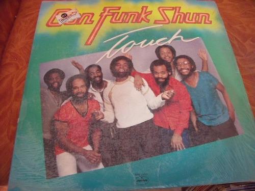lp con funk show, touch,