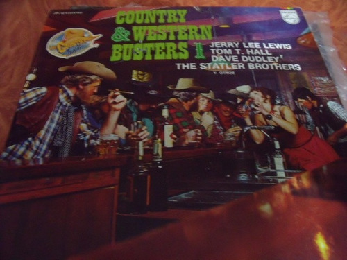 lp country western busters