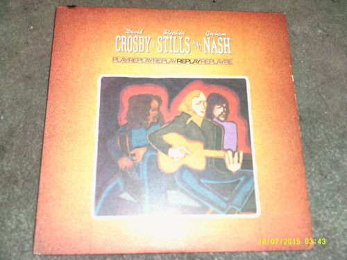 l.p. crosby,stills and nash