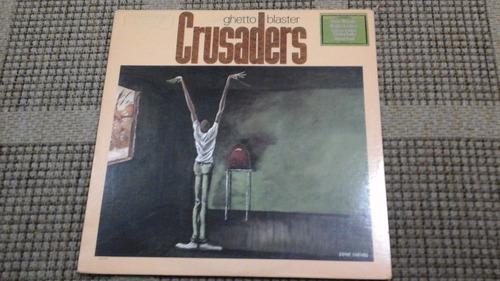 lp-crusaders-ghetto blaster-importado