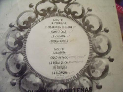 lp cumbias norteñas.. los embajadores de la cumbia