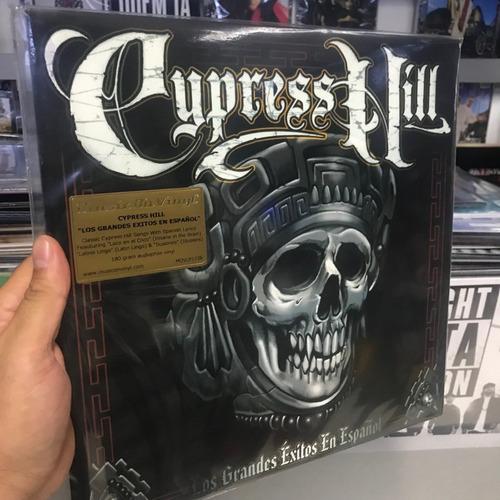 lp cypress hill - los grandes exitos en espanol vinyl import