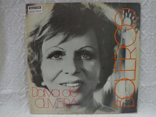 lp dalva de oliveira-boleros-fênix-p.1959-mono