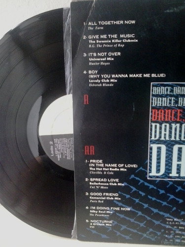 lp dance dance dance - vol 3