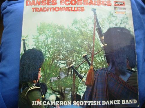 lp danses ecossaises traditionnelles jim cameron