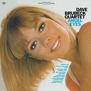 lp dave brubeck angel eyes  imp