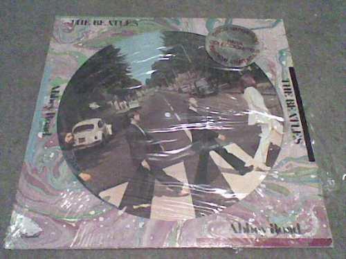 l.p. de coleccion abbey road 1978