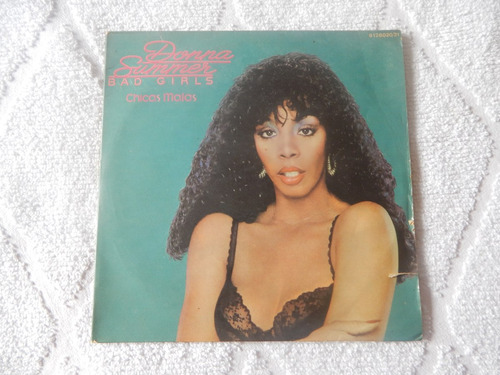 lp de donna summer bad girls