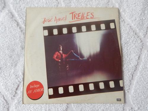 lp de jose angel trelles 1981