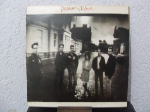 lp deacon blue - when the world knows your name