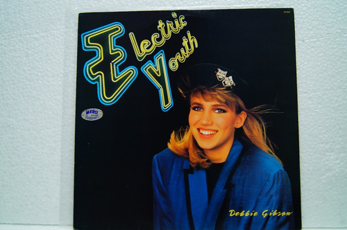 lp - debbie gibson - electric youth