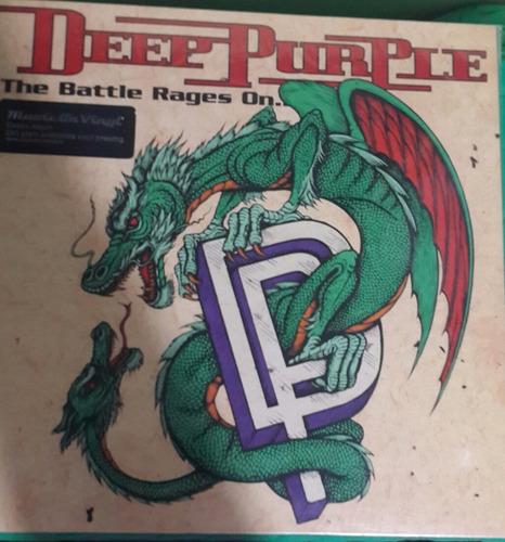 lp-deep purple (the battle rages on)