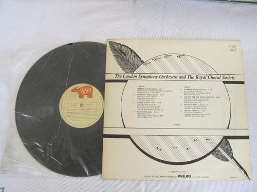 lp del año 1975 orquesta sinfónica de londres rock clasico