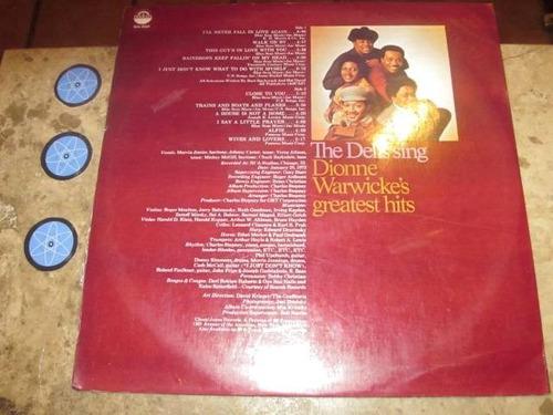 lp dells - sings dionne warwickes greatest (1972)