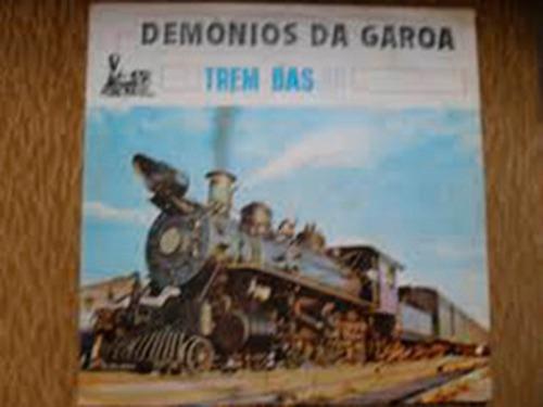 lp demonios da garoa - trem das 11