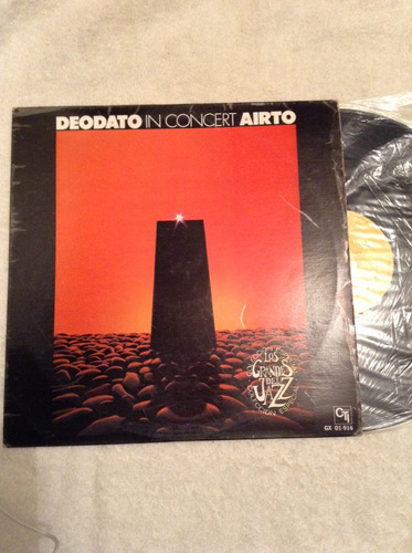 lp deodato in concert airto