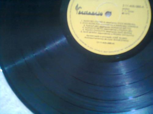 lp desafio de cururu  gravadora sertanejo 1975