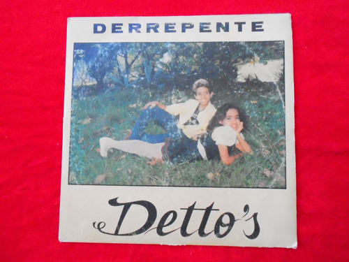 lp dettos - derrepente- single