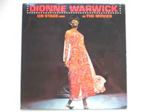 lp dionne warwick - on stage and in the movies ad