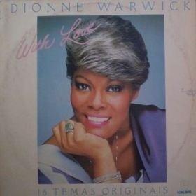 lp-dionne warwicke-with love-16 temas-em otimo estado