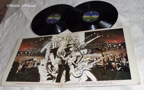 lp dire straits live alchemy 1984 album duplo nacional