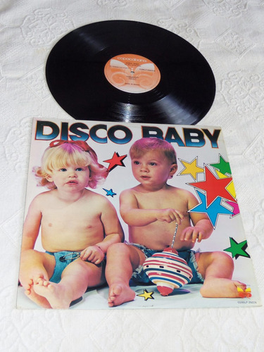 lp disco baby as melindrosas 1978 cantigas de roda