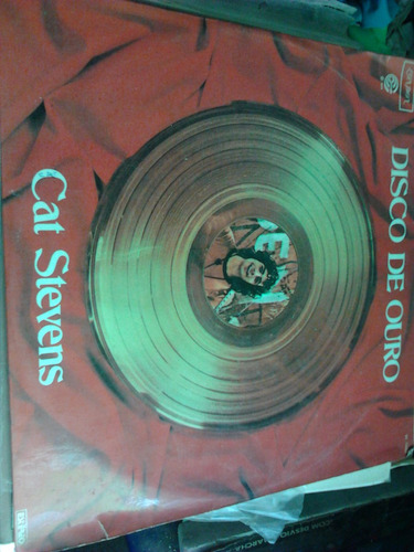 lp disco de ouro cat stevens