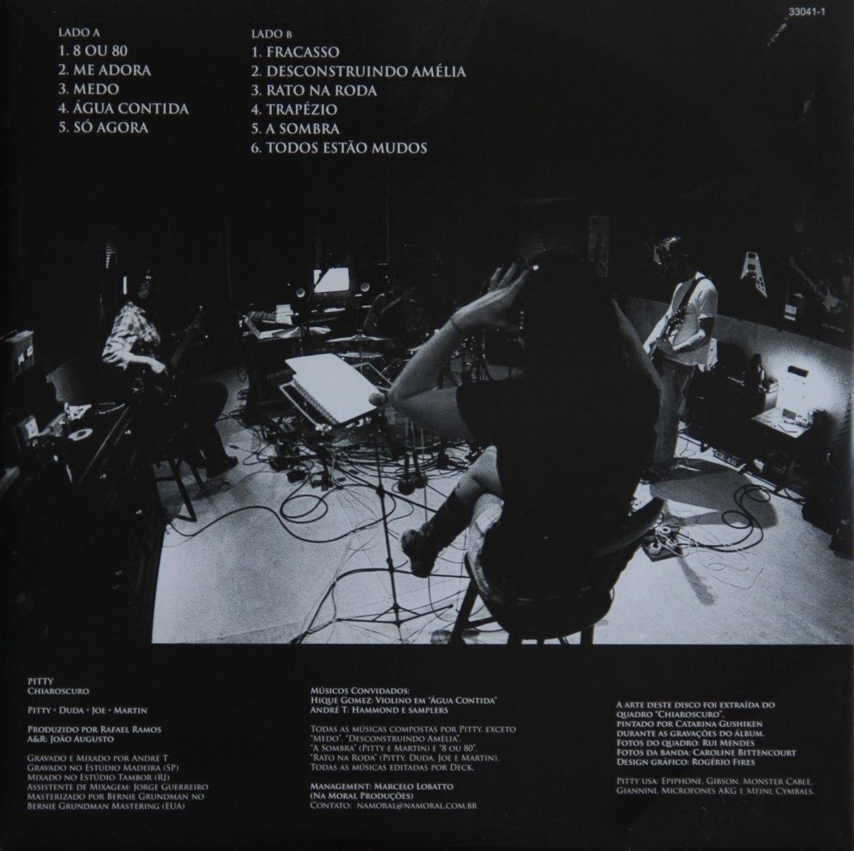 novo cd de pitty chiaroscuro