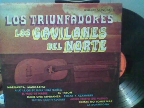 l.p. disco grande los gavilanes del norte