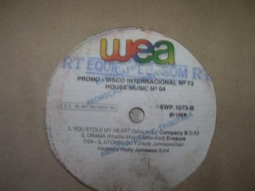 lp disco internacional 73, house music 04