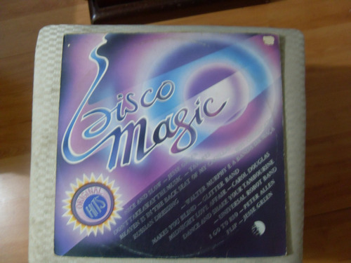 lp disco magic - diversos (internacional)