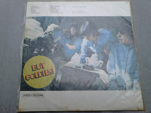 lp disco vinil - a collection of the beatles oldies