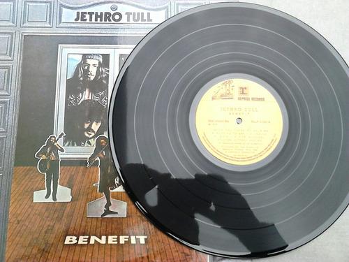 lp disco vinil jethro tull - benefit