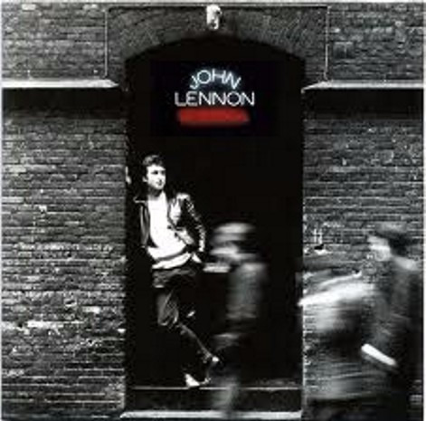 lp disco vinil - john lennon- rock n roll - 1975