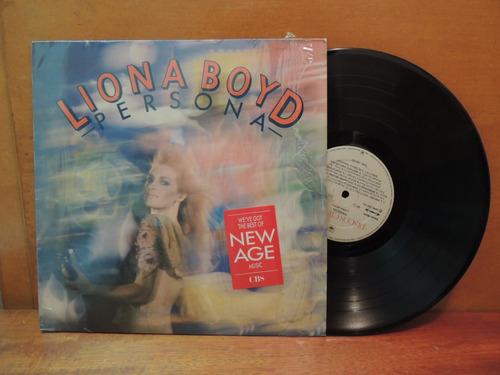lp disco vinil liona boyd persona