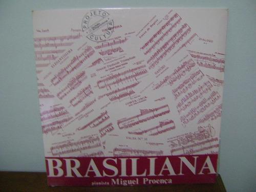 lp disco vinil miguel proença brasiliana