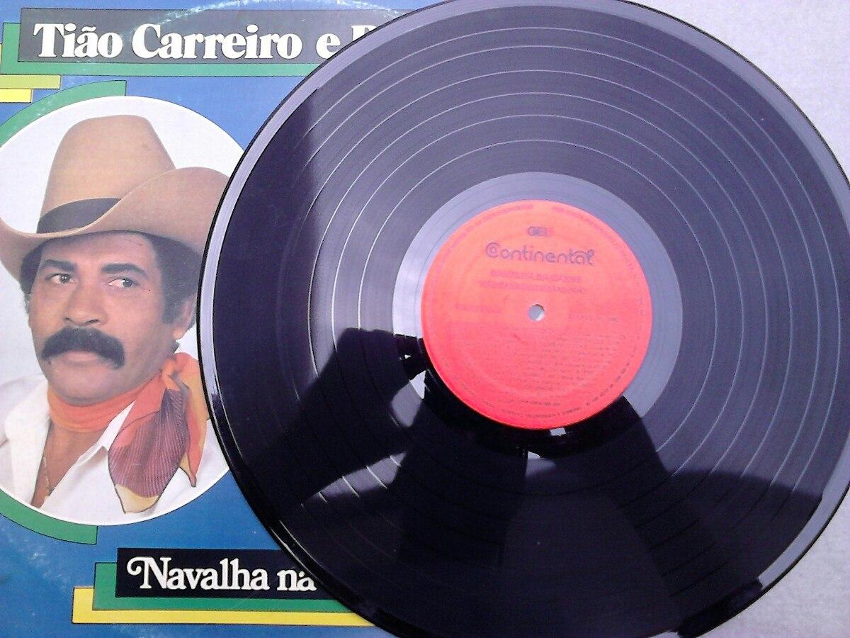 lp disco vinil tião carreiro pardinho - navalha na carne. 4 Fotos 3494cd9a67d