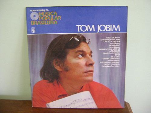 lp disco vinil tom jobim nova história música brasileira