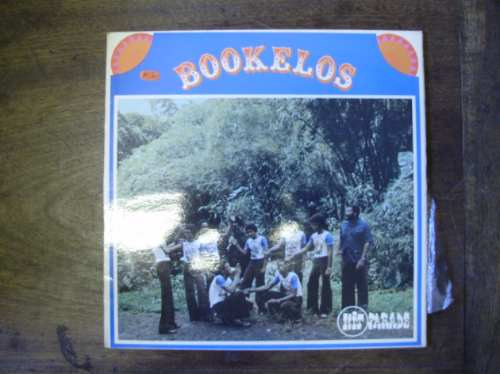 lp disco vinilo pasta bookelos hit parade france 1974