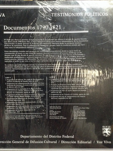 lp documentos 1790-1821