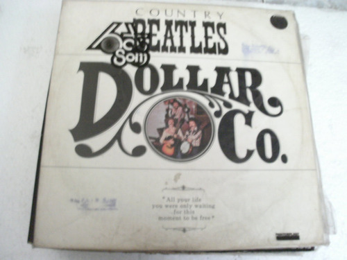 lp dollar co. country beatles,1984