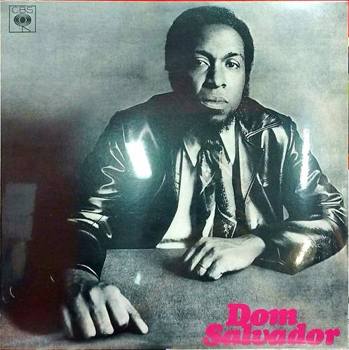 lp dom salvador - album (1969) lacrado - sony