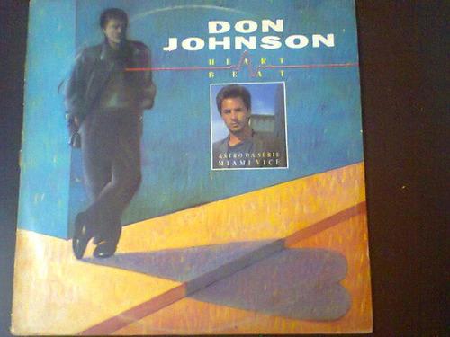 lp don johnson - heart beat