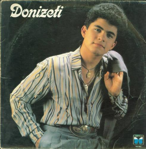 lp donizeti - não me diga adeus - 1988 - copacabana